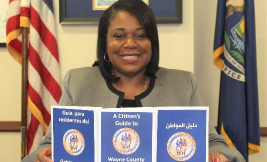 Wayne County citizen guide books now available in Arabic, Spanish