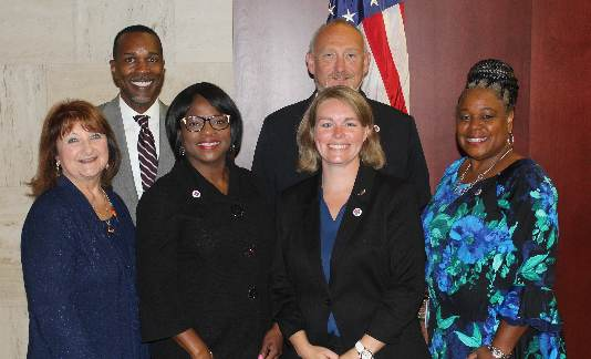 Wayne County Commissioners pledge support for 'Hidden Heroes' military caregivers