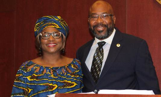 Wayne County Commission celebrates Black History Month