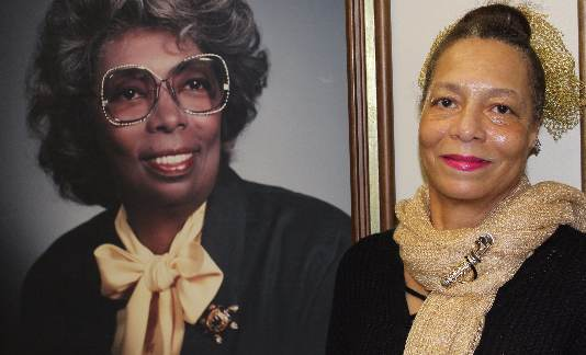 Commissioners honor pioneering former Chair Jarrette Simmons