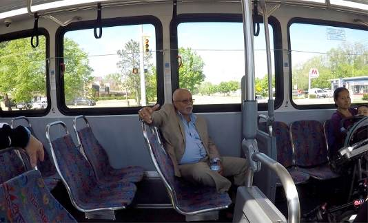 Executive Warren C. Evans' bus trip demonstrates need for real regional transit