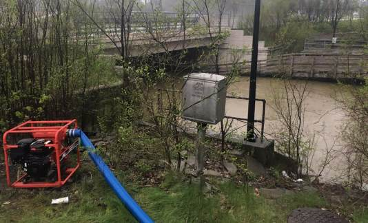 Wayne County Health Department Advises Precautions for Cleanup of Flooded Basements, Structures
