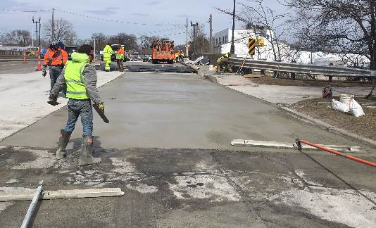 Wayne County employee's initiative puts smile on Ecorse residents as bridge reopens