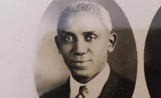 Black History Month: Sheriff's Deputy Jacob Cleage