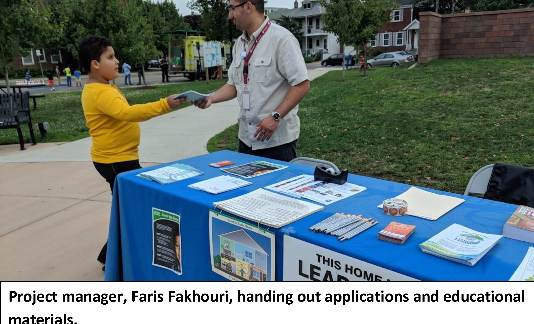 LeadSafe Mapping out Strategy in Highland Park and Hamtramck