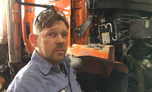 Wayne County Worker Wednesday: Terry Zieminski