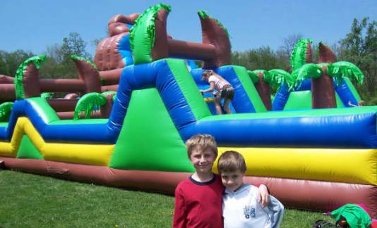Wayne County Parks 100th Anniversary Fun Fest