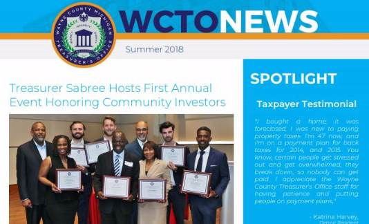 WCTO Summer Newsletter