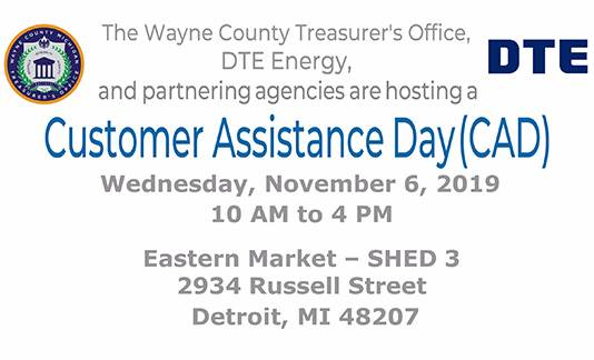 Customer Assistance Day