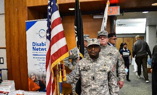 Second Annual Veterans Resource Fair Recap