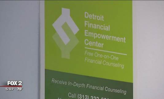 Detroit Financial Empowerment Center offers free, one-on-one financial help (Fox 2 Detroit)