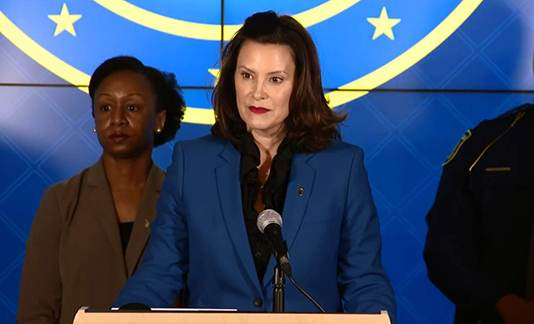 Governor Whitmer issues executive order changing the date of redemption