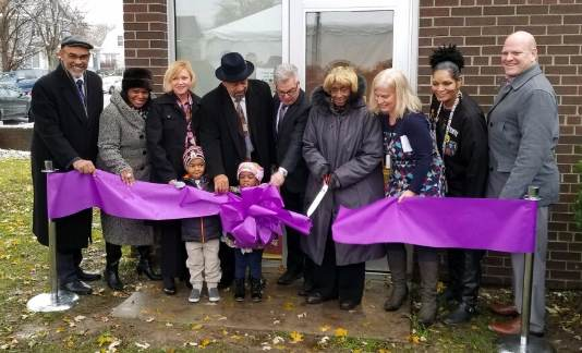 New state-of-the-art Cortland Community Impact Center and Campus in the City of Highland Park opens