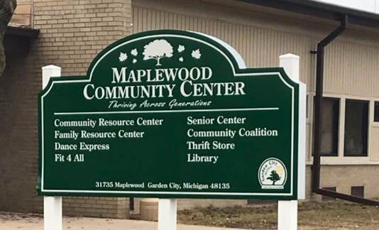 Wayne County Treasurer's Office staff attend community meeting with Congresswoman Rashida Tlaib