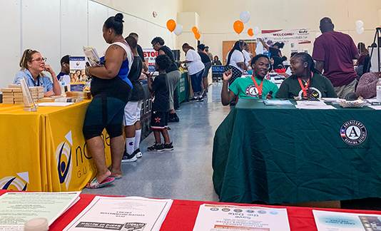 11th Annual Parkside Health and Safety Fair