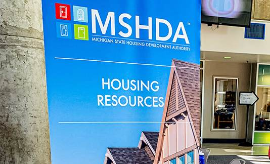 MSHDA Housing and resource fair
