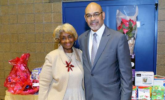 Martha G. Scott Foundation Annual Senior Luncheon