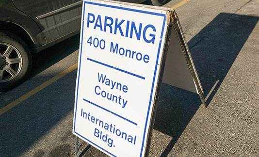 March 30th Parking Alert!