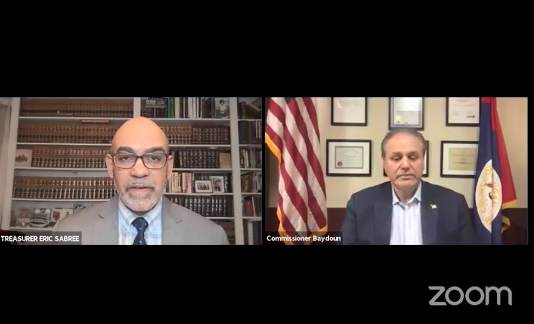 Tax Foreclosure Virtual Town Hall: Wayne County Commissioner Sam Baydoun and Wayne County Treasurer Eric Sabree