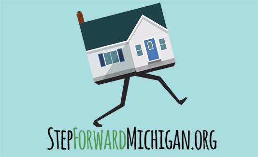Step Forward Michigan Announcement