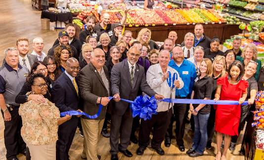 Lincoln Park Kroger Grand Re-Opening