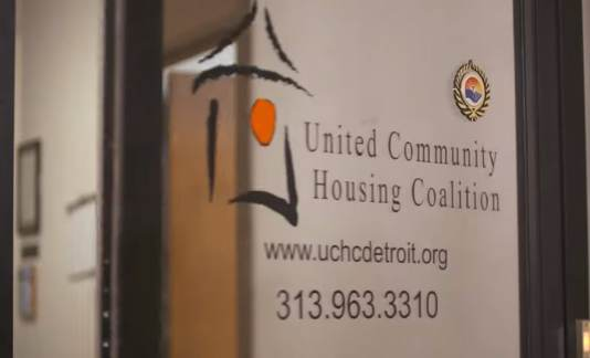 Project Zero- United Community Housing Coalition and The Department of Neighborhoods Detroit