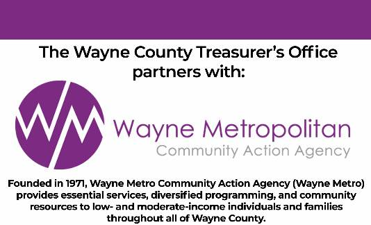 WCTO partners with Wayne Metropolitan Community Action Agency