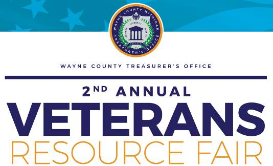 Save the Date! Thursday, Nov. 8th:  2nd Annual Veterans Resource Fair